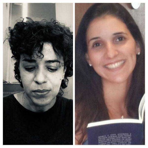 Jan Alyne e Lívia Vieira