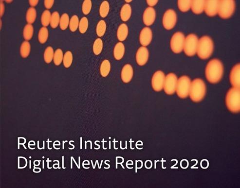 Digital News Report 2020